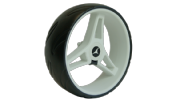 Motocaddy Rear Wheel (White) LEFT